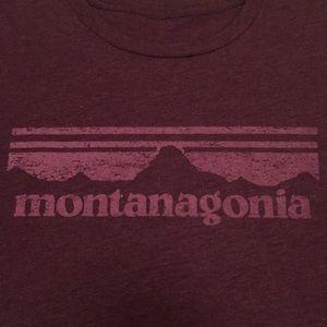 Montana Shirt Company Tops Montanagonia Tee Poshmark